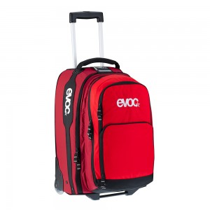 EVOC TERMINAL BAG (RED/RUBY)