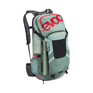 EVOC FR TRAIL TEAM (LIGHT PETROL/OLIVE) - 18L/20L