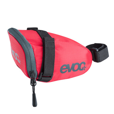 EVOC SADDLE BAG (RED)